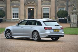 New Audi A6 Avant (2014 - 2017) review