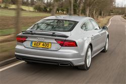 New Audi A7 Sportback (2014 - 2017) review