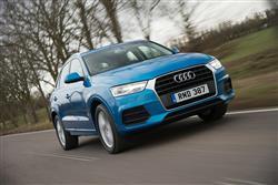 New Audi Q3 (2015 - 2018) review