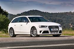 New Audi RS4 Avant (2012 - 2015) review