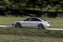 New Audi S8 (2012 - 2017) review