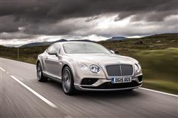 New Bentley Continental GT (2011 - 2017) review