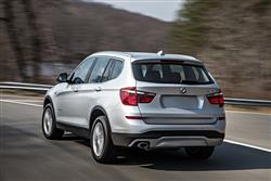 New BMW X3 (2010 - 2017) review