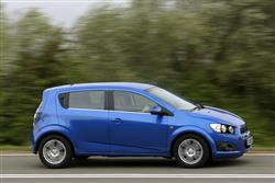New Chevrolet Aveo (2012-2015) review