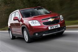 New Chevrolet Orlando (2011 - 2015) review
