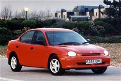 New Chrysler Neon (1996 - 1999) review
