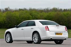 New Chrysler 300C (2012 - 2015) review