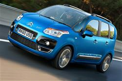 New Citroen C3 Picasso (2009 - 2017) review