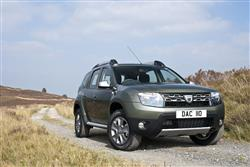 New Dacia Duster (2012 - 2017) review