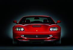 New Ferrari 550 Maranello (1996 - 2002) review
