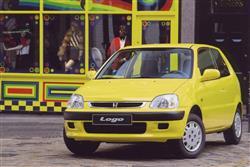 New Honda Logo (2000 - 2001) review