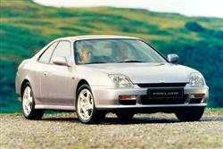 New Honda Prelude (1992 - 2000) review