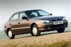 New Hyundai Accent (1994 - 2000) review