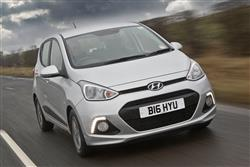 New Hyundai i10 (2012 - 2016) review