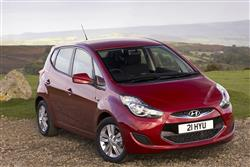 New Hyundai ix20 (2010 - 2015) review