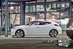 New Hyundai Veloster (2011-2014) review