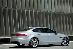 New Jaguar XF (2015 - 2017) review