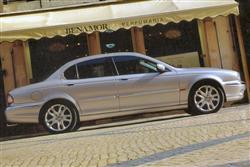 New Jaguar X-Type (2001 - 2010) review
