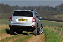 New Jeep Compass (2011 - 2014) review