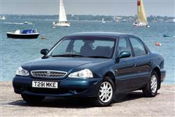 New Kia Clarus (1999 - 2001) review