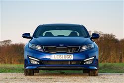 New Kia Optima (2012 - 2015) review