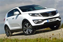 New Kia Sportage (2010 - 2015) review
