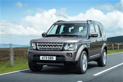 New Land Rover Discovery Series 4 (2014 - 2016) review