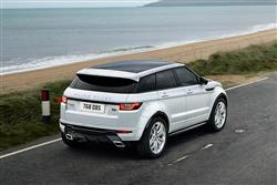 New Land Rover Range Rover Evoque (2015 - 2018) review