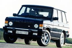 New Land Rover Range Rover Classic (1970 - 1995) review