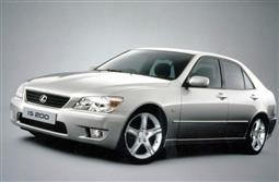 New Lexus IS 200 (1999 - 2005) review