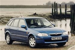 New Mazda 323 (1998 - 2004) review