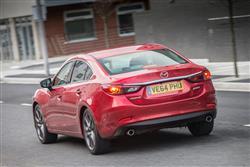 New Mazda6 (2013 - 2018) review