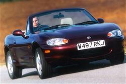 New Mazda MX-5 (1991 - 1998) review