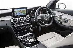 New Mercedes-Benz C-Class (2014 - 2018) review