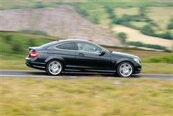 New Mercedes-Benz C-Class Coupe (2011 - 2015) review