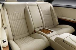 New Mercedes-Benz CL-Class (2010 - 2014) review