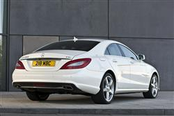 New Mercedes-Benz CLS (2011-2014) review