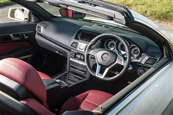 New Mercedes-Benz E-Class Cabriolet (2013 - 2017) review