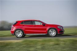 New Mercedes-Benz GLA (2014 - 2017) review