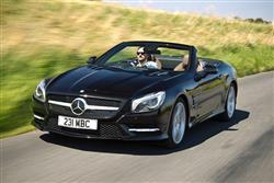 New Mercedes-Benz SL (2012 - 2016) review
