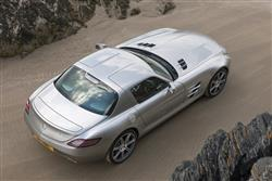 New Mercedes-Benz SLS AMG (2010-2014) review