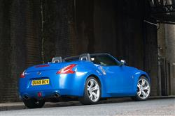 New Nissan 370Z Roadster (2010-2015) review
