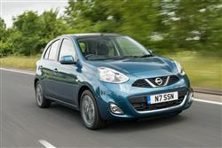 New Nissan Micra (2013 - 2016) review