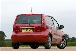 New Nissan Note (2010-2013) review