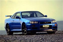 New Nissan Skyline GT - R R33 (1997 - 1999) review