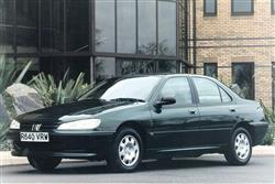 New Peugeot 406 (1996 - 1999) review