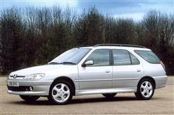New Peugeot 306 (1993 - 2002) review