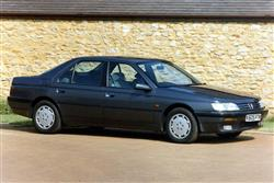 New Peugeot 605 (1990 - 1999) review