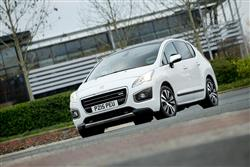 New Peugeot 3008 (2013 - 2016) review
