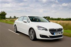 New Peugeot 508 (2014 - 2018) review